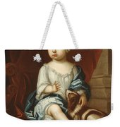 A Child Of The Pierpont Family Weekender Tote Bag
