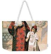 A Chinese Honeymoon Weekender Tote Bag