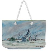 A Church For All Seasons Weekender Tote Bag