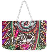 A Circle Of Thoughts Weekender Tote Bag