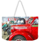A Classic Show Weekender Tote Bag