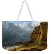 A Coastal Scene Weekender Tote Bag