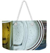 A Cold One For A Treat Weekender Tote Bag