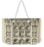 A Collection Of Modern Designs Weekender Tote Bag