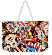 A Colour Instrumental Weekender Tote Bag