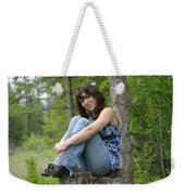 A Country Girl  Weekender Tote Bag