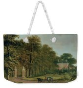 A Country House Weekender Tote Bag