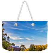 A Country Place 3 Weekender Tote Bag