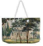 A Country Residence Possibly General Moreau's Country House At Morrisville Pennsylvania Weekender Tote Bag