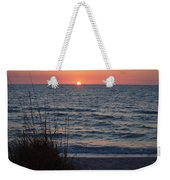 A Country Sunset Weekender Tote Bag