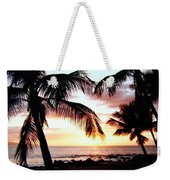 A Couple On The Shore Weekender Tote Bag
