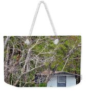 A Cozy Spot On The Apalachicola River Weekender Tote Bag