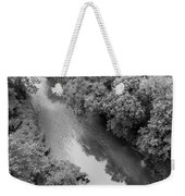 A Creek Runs Through It -- 2 Weekender Tote Bag