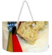 A Crust Of Bread Weekender Tote Bag