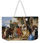 A Dance In The Country Weekender Tote Bag
