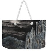 A Dark Strange Night  Weekender Tote Bag
