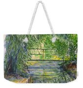 A Day At Giverny Weekender Tote Bag