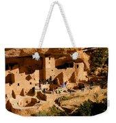 A Day At Mesa Verde Weekender Tote Bag