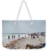 A Day At Paradise Beach Weekender Tote Bag