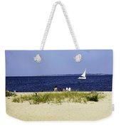 A Day At The Beach - Martha's Vineyard Weekender Tote Bag