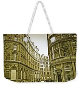 A Day In London Weekender Tote Bag