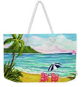 A Day In Paradise #354 Weekender Tote Bag