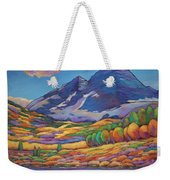 A Day In The Aspens Weekender Tote Bag