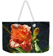 A Day In The Spotlight Weekender Tote Bag