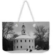 A Day On The Hill Weekender Tote Bag