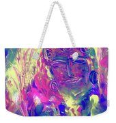 A Day To Meditate Weekender Tote Bag
