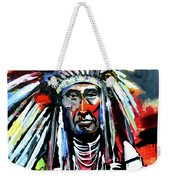 A Decorated Chief 1 Weekender Tote Bag