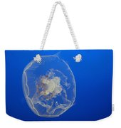 A Delicate Sea Jelly Weekender Tote Bag