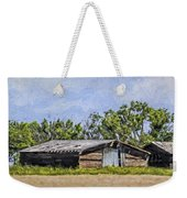 A Deserted Farm Weekender Tote Bag