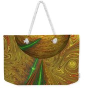 A Different Planet Weekender Tote Bag