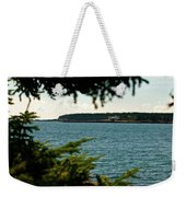 A Distant Light Weekender Tote Bag