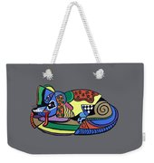A Dog Named Picasso T-shirt Weekender Tote Bag