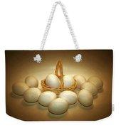 A Dozen Eggs II Weekender Tote Bag
