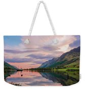 A Dreams Reflection Weekender Tote Bag