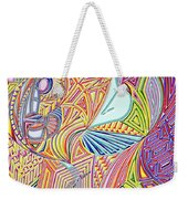 A Drop In The Sea Of Time Weekender Tote Bag