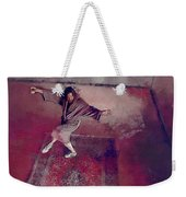 A Dude-like Zen - The Big Lebowksi Weekender Tote Bag