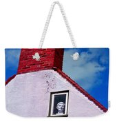A Face At The Window Weekender Tote Bag