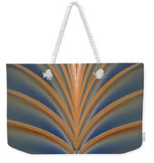 A Fan Of Art Deco Weekender Tote Bag