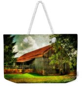 A Farm-picture Weekender Tote Bag