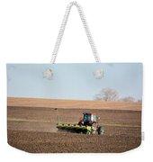 A Farmers Life Weekender Tote Bag