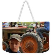 A Farmer's Son Weekender Tote Bag