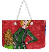 A Fashion Kick  Weekender Tote Bag