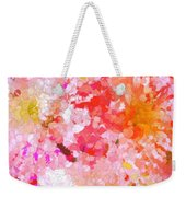 A February Abstract Weekender Tote Bag