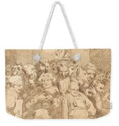 A Fellow Of Maudlin Weekender Tote Bag