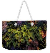 A Fern Botanical By H H Photography Of Florida Weekender Tote Bag