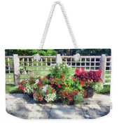 A Few Well Placed Pots Weekender Tote Bag